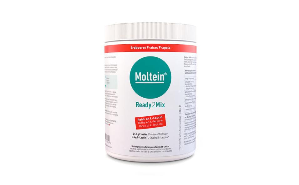 Moltein® Ready2Mix Erdbeere