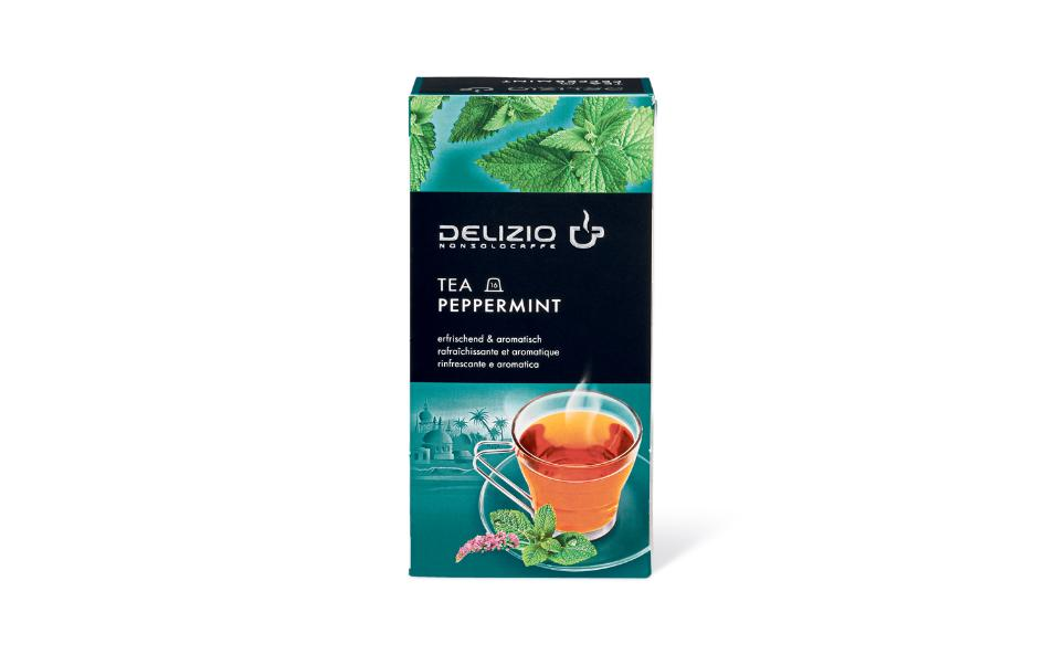 Delizio Tea, Peppermint
