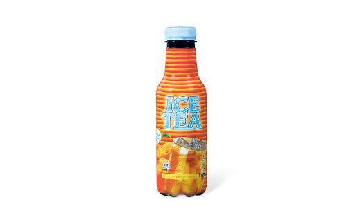 Ice tea pêche